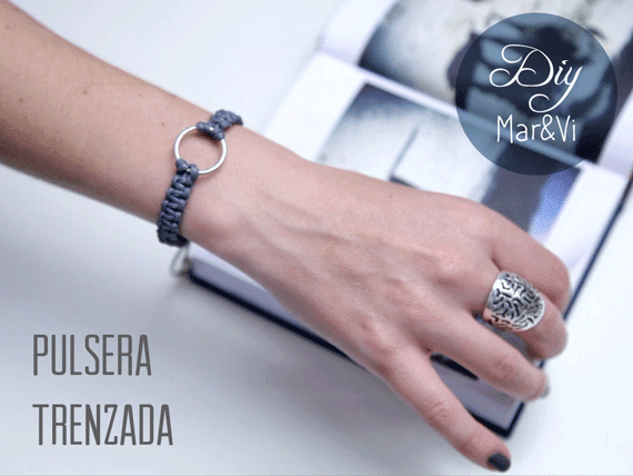 pulsera trenzada video tutorial