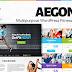 Modern Responsive Gym Fitness Club WordPress Theme