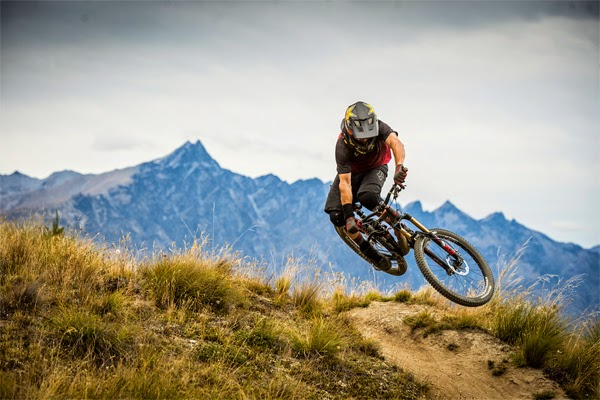 Downtime Is Trail Time feat. Cam McCaul In New Zealand