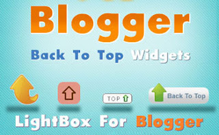 Cara Membuat Back To Top Di Blogger