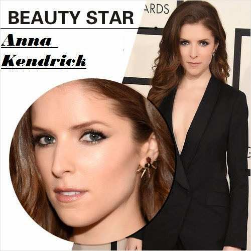 Who Grammy red carpet makeup eye-catching