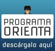 Programa Orienta 2013/2014