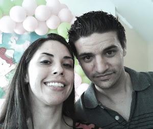 Milene e Edgar Zacarelli