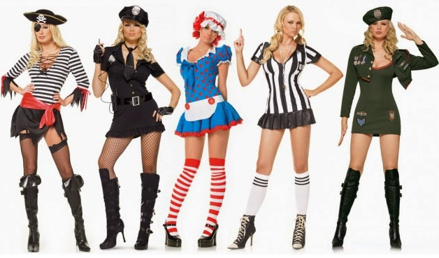 Scary Halloween 2015 Costumes Ideas For Girls