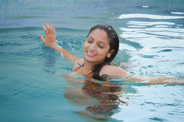 Telugu Latest Movie Swimming Pool Gallery