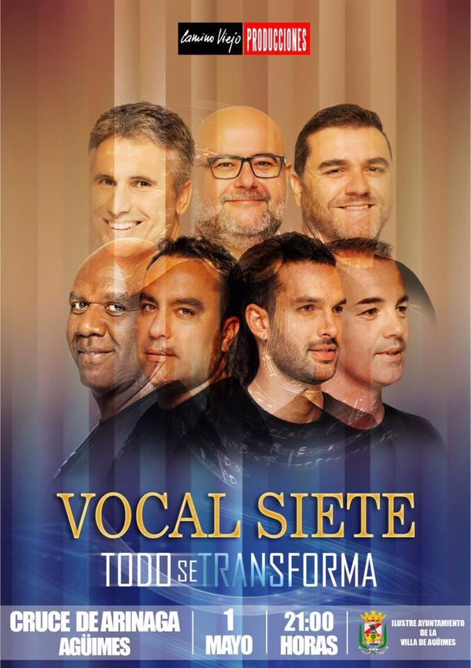 """Vocal Siete en el Cruce de Arinaga: """"Todo se transforma"""""""