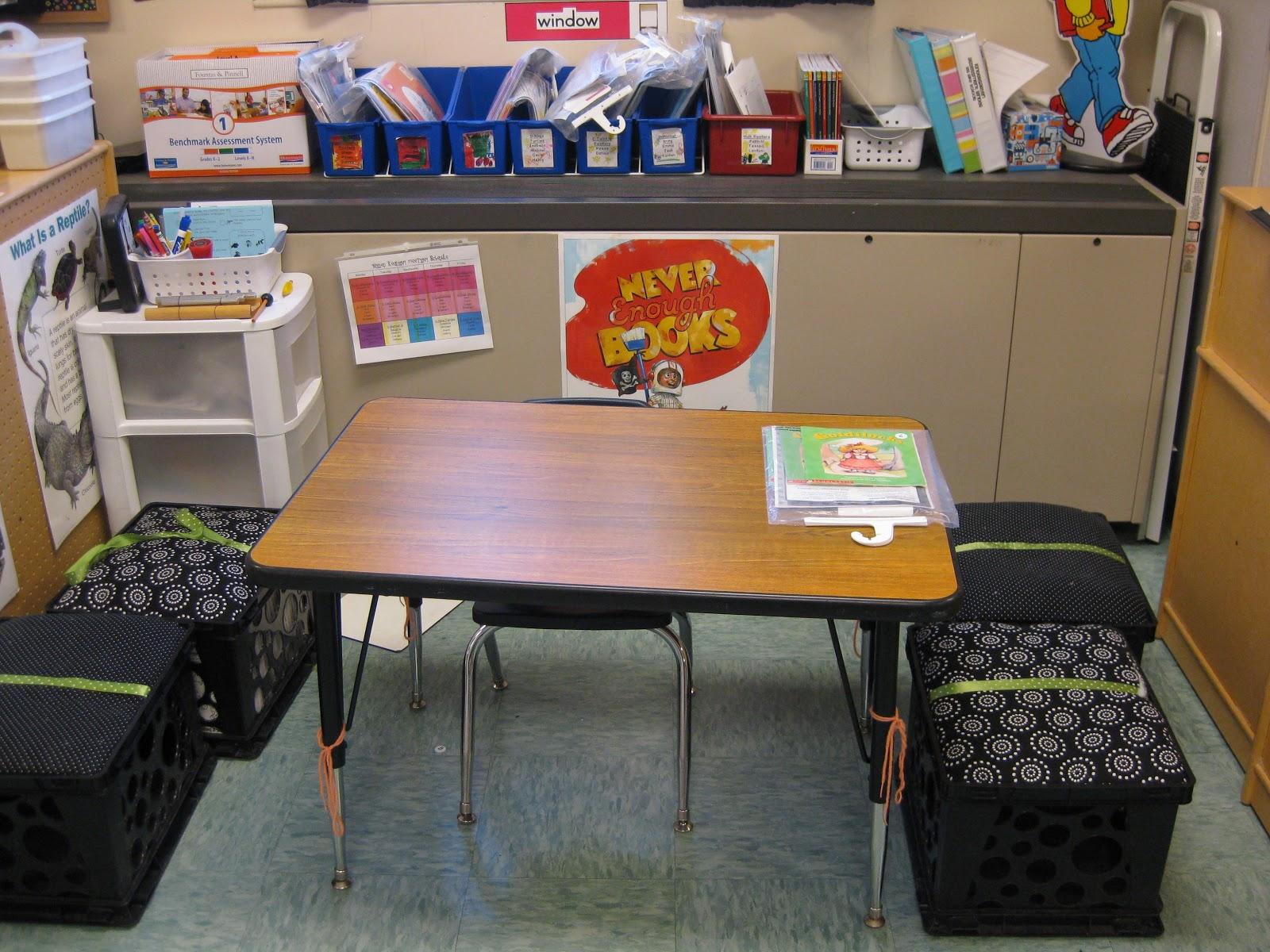 Polka Dot Kinders I ♥ My Classroom