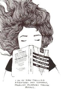 22 ilustrações de livros