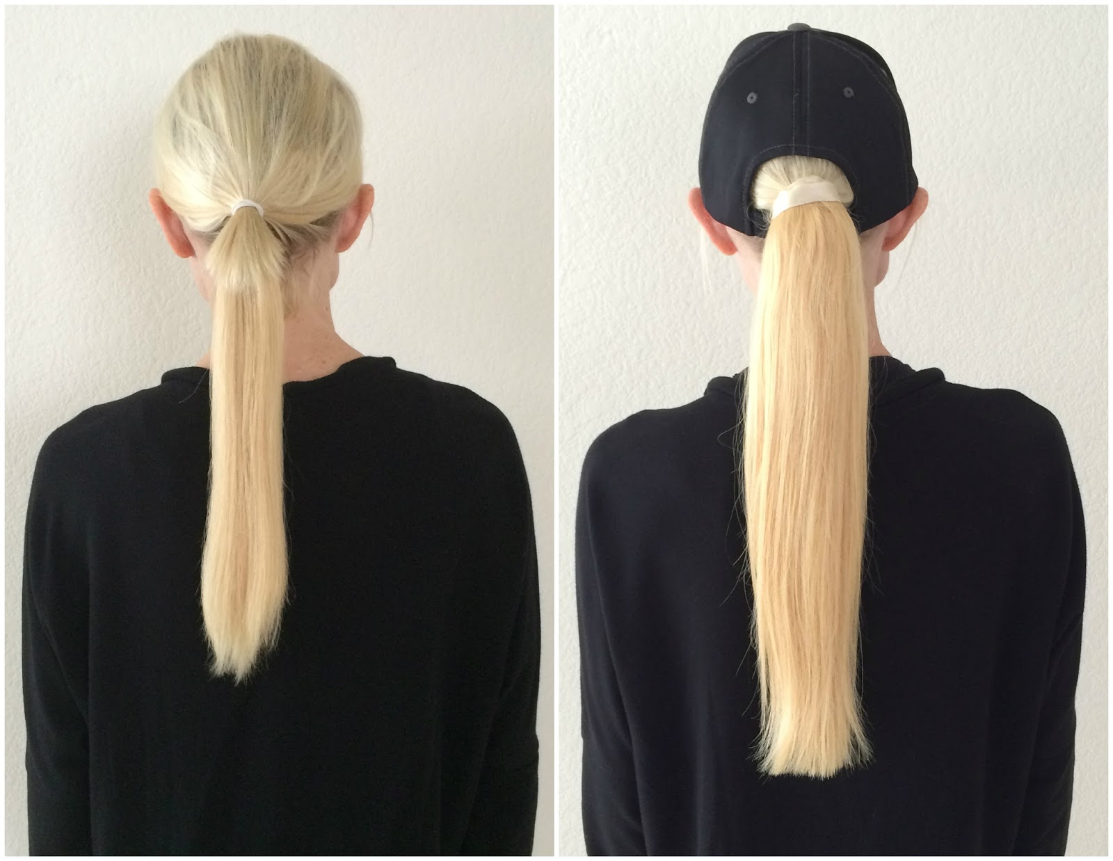 Hair extension ponytail pros and cons on the daily express euronext extensions sallys in true blonde 133 vs irresistible me ponytail 89 pmusecretfo Choice Image