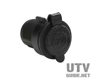 Can-Am Maverick 12V Power Outlet