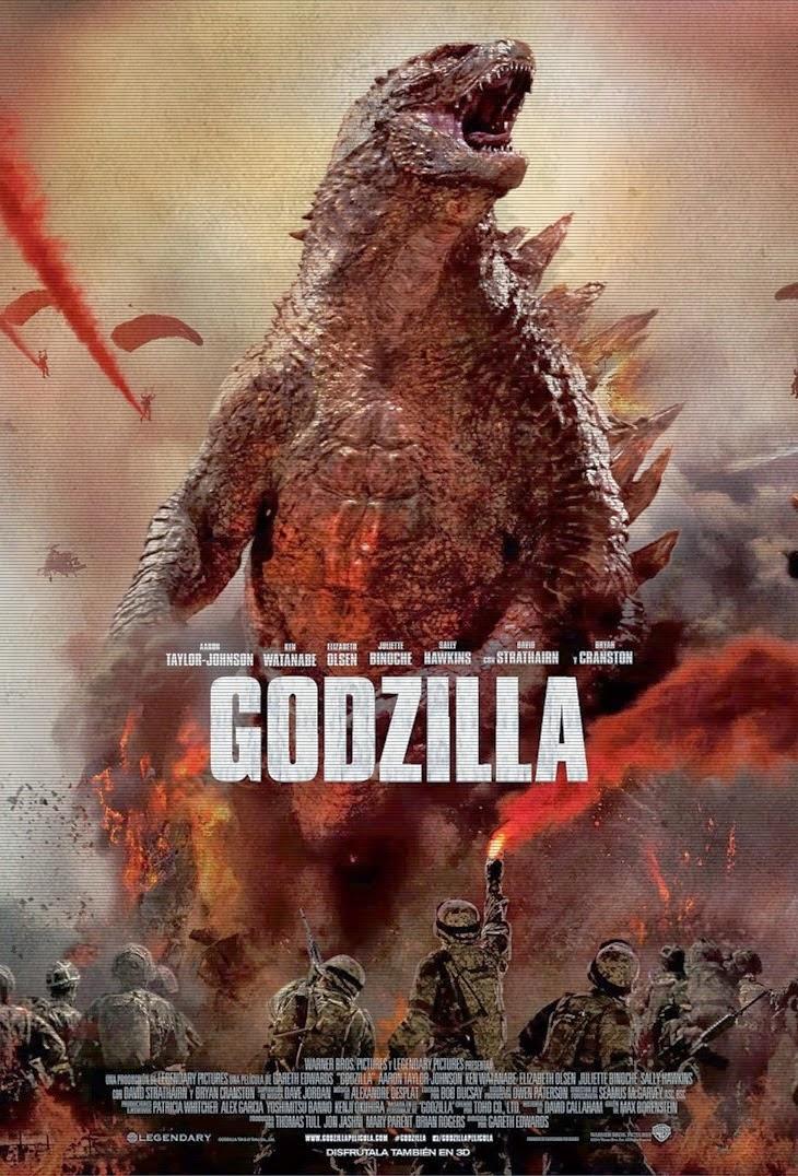 Godzilla – Legendado (2014)
