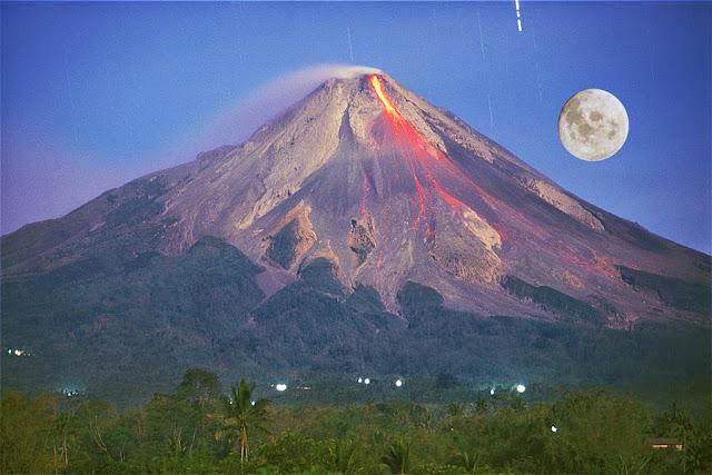 Wisata Gunung Merapi Sleman