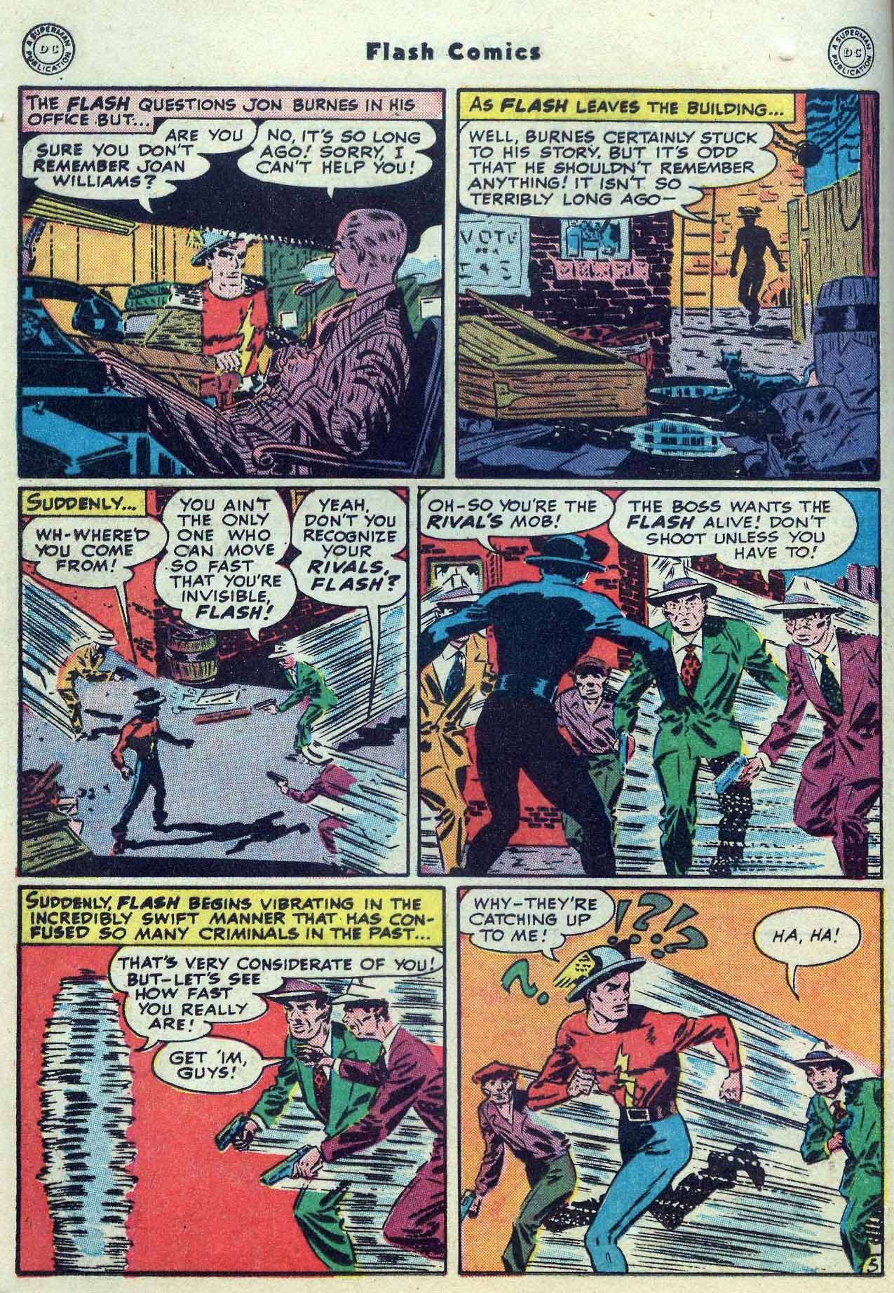 Flash Comics Issue #104 #104 - English 16