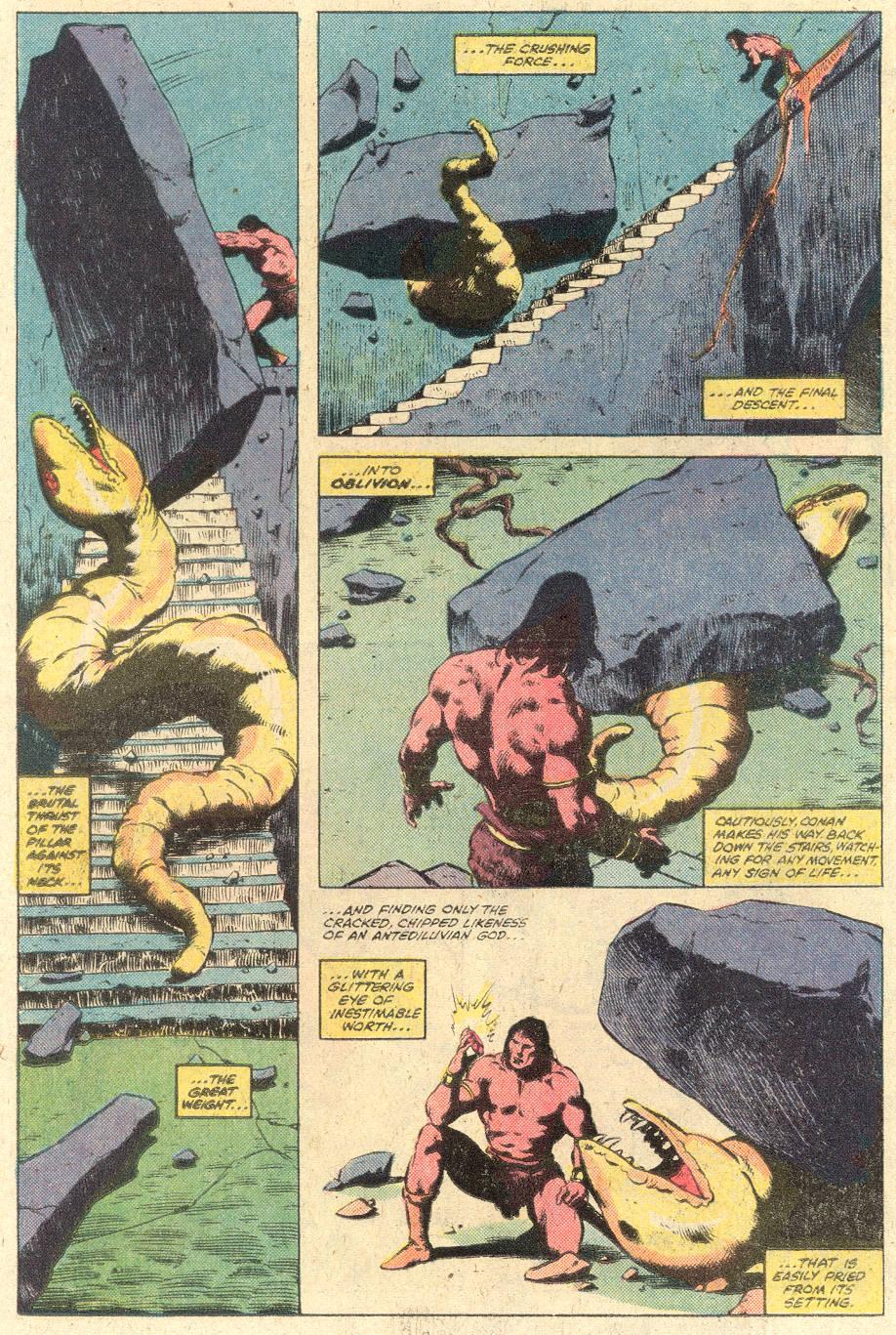 Conan the Barbarian (1970) Issue #126 #138 - English 17