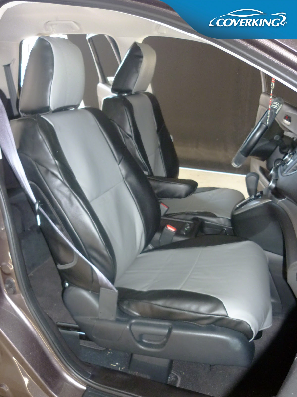 New Seat Covers For The Honda CR V Made By Coverking