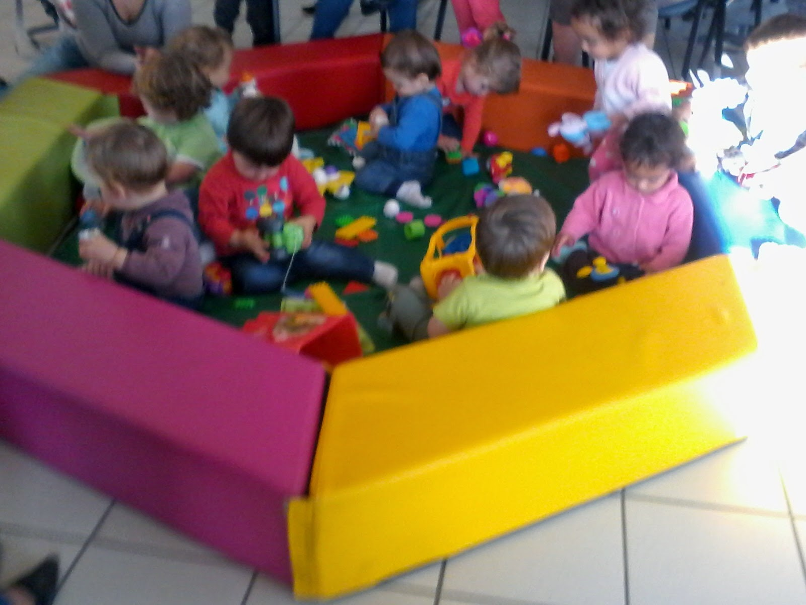 RAM assistantes maternelles activités bambin bébés jouer jeux