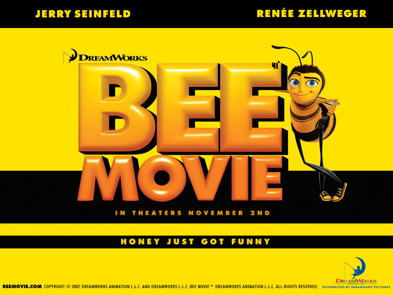 Bee Movie is a political