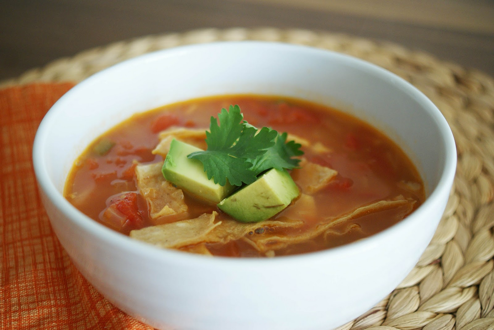 Black Bean Tortilla Soup forecast