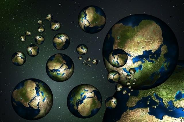A teoria de universos paralelos não é apenas matemática