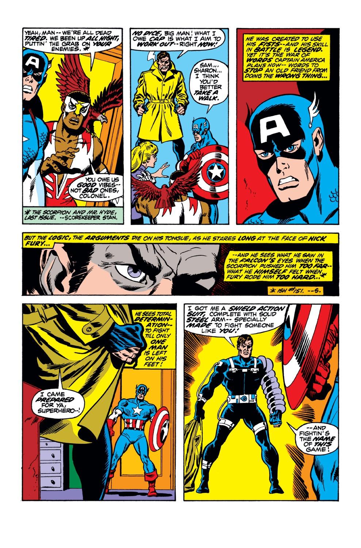 Captain America (1968) Issue #153 #67 - English 4