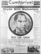 M. Kemal ATATÜRK'ten