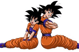 Goku Sister  meme