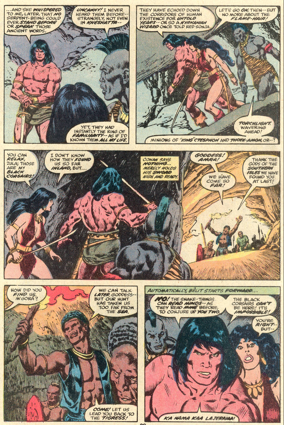Conan the Barbarian (1970) Issue #89 #101 - English 17