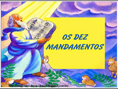 Moisés e os dez mandamentos