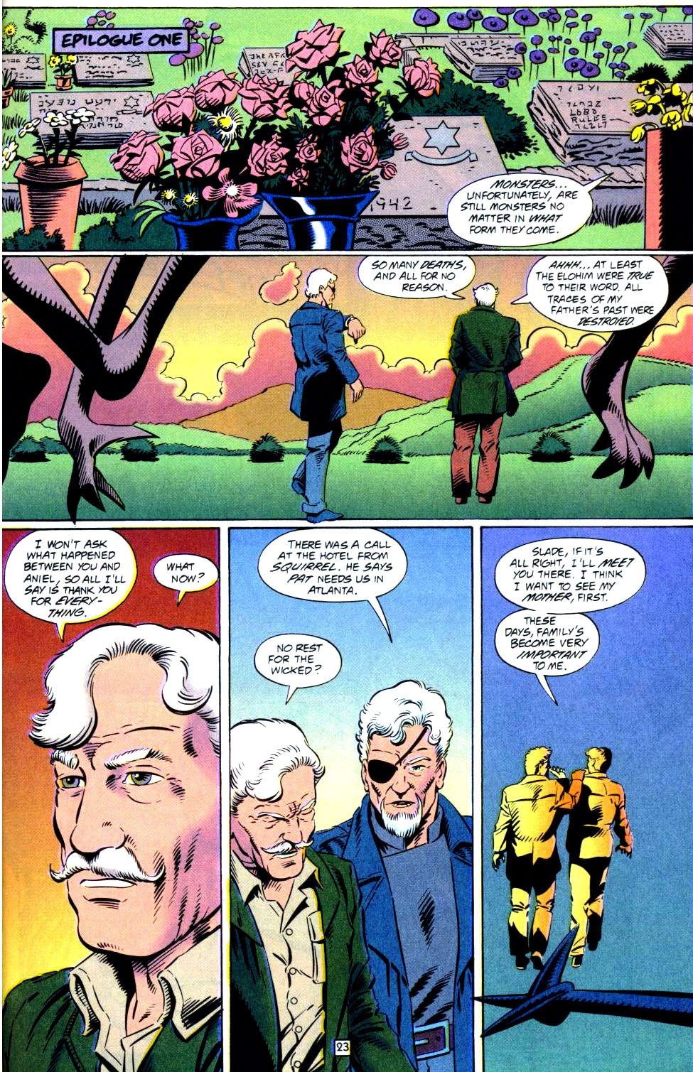 Deathstroke (1991) Issue #38 #43 - English 24