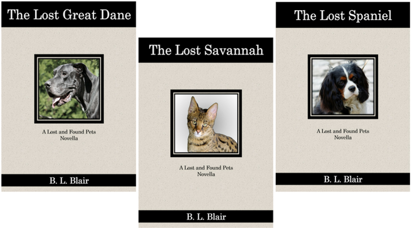 Lost and Found Pets Novellas