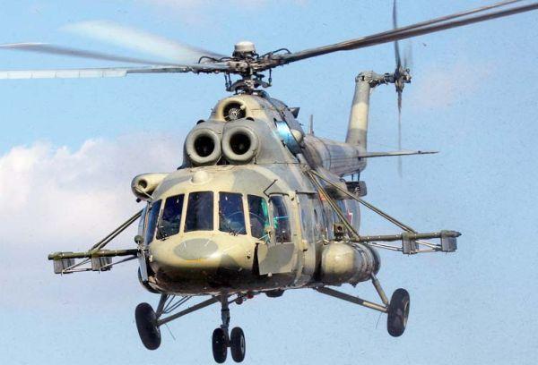 Rusia akan Terima 400 Heli Mi-8