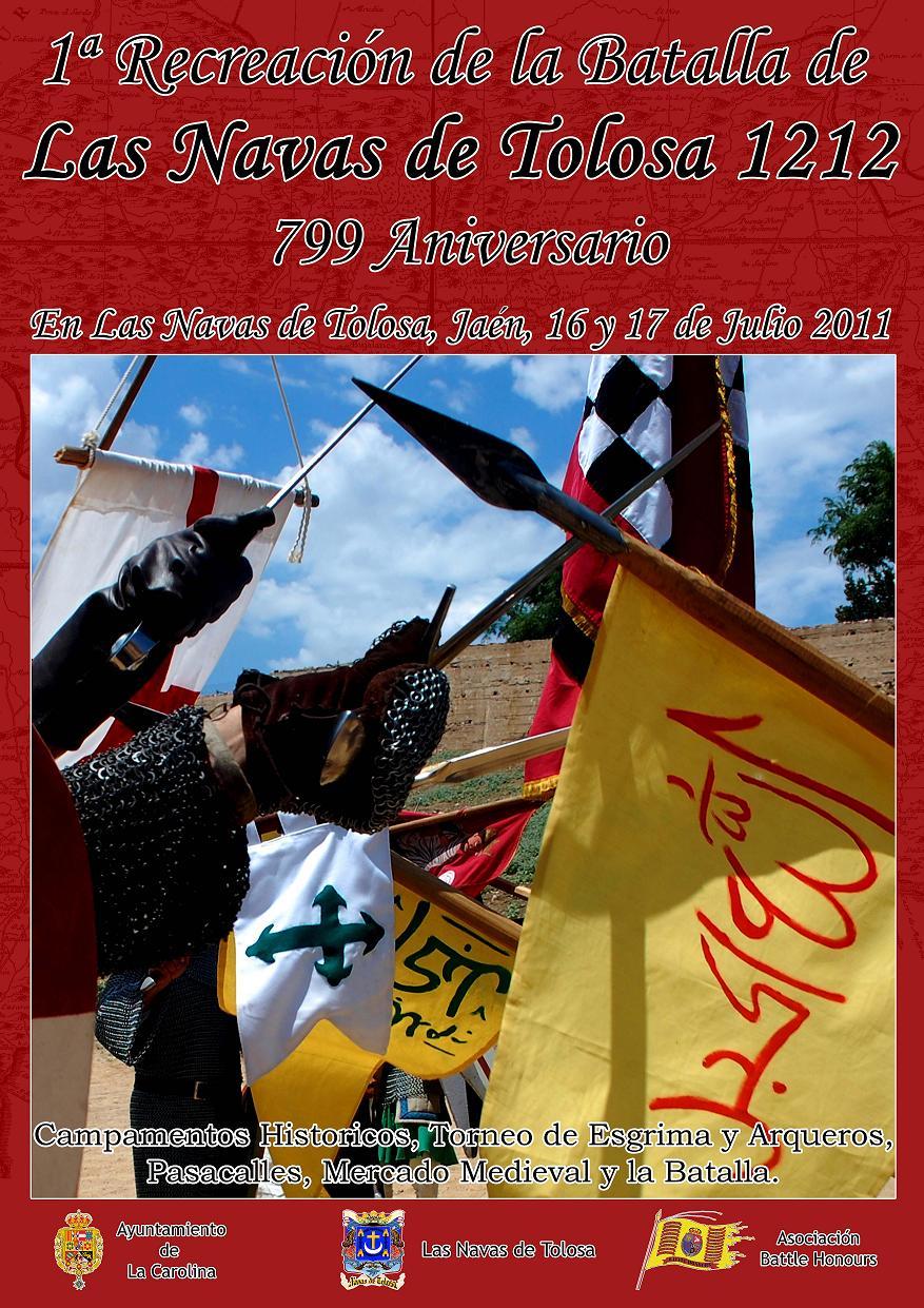 La batalla de las Navas de Tolosa, el Rey y el Gobierno. Navasdetolosa2011