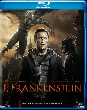 I Frankenstein 2014 BRRip 480p 300mb ESub