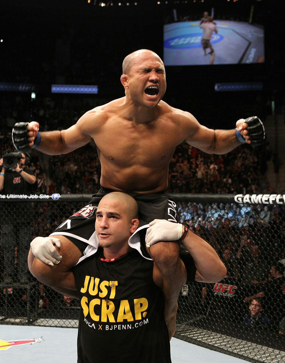 BJ Penn the Prodigy