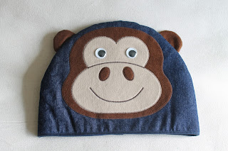 Monkey Tea Cosy
