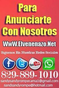 COMUNICATE CONMIGO EN LAS REDES..