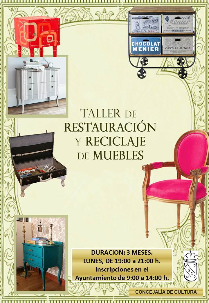 Restauracion Muebles  Share The Knownledge