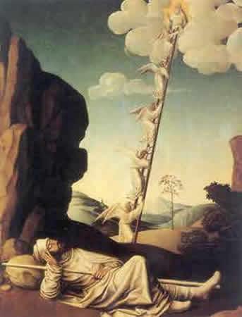 Arquitectura arte sacro y liturgia la vision de la for La escalera de jacob