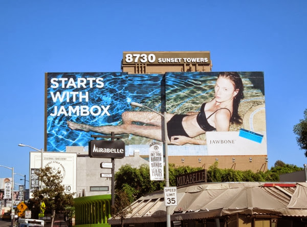 Giant Starts with Jambox Jawbone billboard