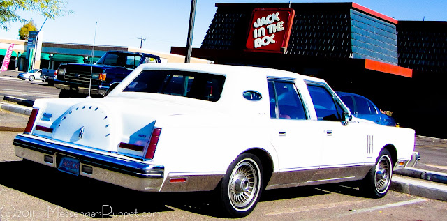 1982 Lincoln Continental Mark VI