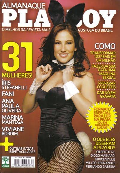 Ana Lúcia Fernandes pelada