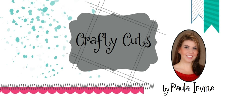 Crafty Cuts by Paula Irvine