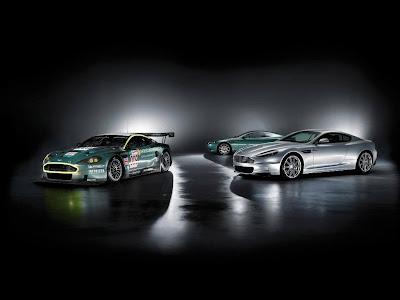 Aston Martin DBS Standard Resolution Wallpaper 10