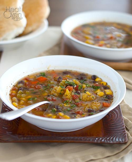 Veggie Veggie Soup