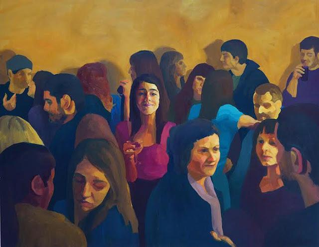 Otvaranje izložbe Milice Radović i Suzane Dželatović u galeriji Art55