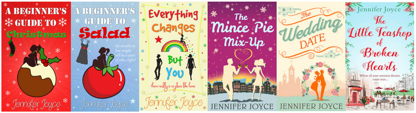 Books by Jennifer Joyce