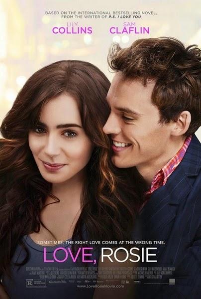 Film Love, Rosie 2015 (Bioskop)