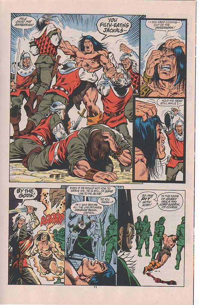 Conan the Barbarian (1970) Issue #253 #265 - English 9
