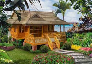 Model desain rumah kayu modern at http://thewritingjungle.blogspot.com/