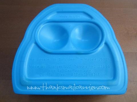 foam booster seat